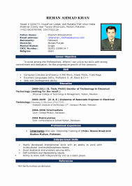 Cv Resume Template Doc@ Resume Example Simple Resume Samples Jobs ...