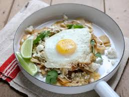 Simple Chilaquiles With Fried Eggs Recipes Cooking Channel