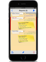 Incident Report Iphone Ipad App By Creative App Solutions