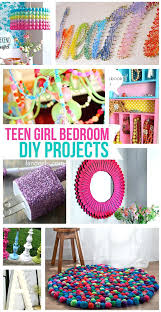 diy girl room decor teen girl bedroom projects diy teenage girl bedroom decorating ideas
