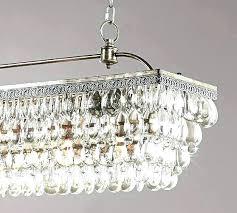 glass drop round chandelier due bubble glass drop chandelier glass drop extra long rectangular chandelier clarissa