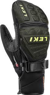 Leki Gloves Size Chart Gloves Leki Race Coach C Tech S Mitt 2019 20