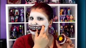 tutorial american horror story twisty the clown makeup