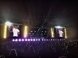 Rose Bowl Stadium Concert Seating Guide Rateyourseats Com