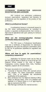 Ofws Guide To Philippine Documentation Ofw U0027s Guide For For