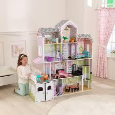 Kidkraft Coat Rack Georgia Peach Wooden Barbie Dollhouse 10000 In Design 100 92