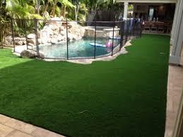 Artificial turf backyard Diy Back Yard Pool With Surrounding Artificial Turf Installitdirect Nylawn Hawaiis Synthetic Turf Lawn Installation Lawns