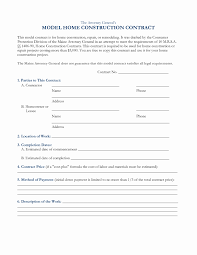 Free Bidt Template Print Contractor Proposal Forms Construction Form