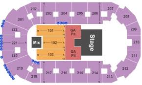 Covelli Centre Tickets And Covelli Centre Seating Charts