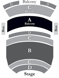 Seating Charts Tacoma Arts Live