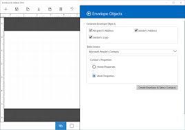 Envelopes Address Print Envelope Address Print Windows Store App