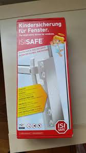 Fenstersicherung Kindersicherung Isi Safe In 6020 Innsbruck For