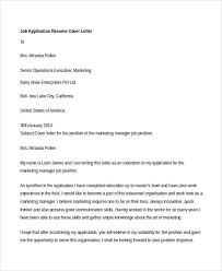 A Cover Letter For A Job Application Writing Cover Letter For Employment Cover Letter Examples