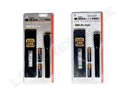 Mini Maglite Pro And Pro Led Flashlight Review Led Resource