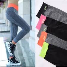 <b>Women quick drying High</b> elasticity fitness Yoga trousers Outdoor ...