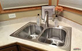 diy moen kitchen sink faucet install