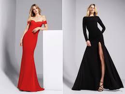 2018 Designer Gown Evening Dresses Designer