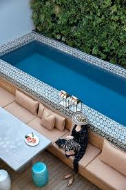 Small Pool Designs For Small Backyards Beauteous Tamboerskloof Family Home Ideas For The House Pinterest