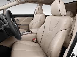 Image: 2014 Toyota Venza 4-door Wagon I4 AWD XLE (SE) Front Seats ...