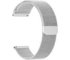 <b>Ремешок Lyambda Capella</b> 22 мм, сталь, серебристый