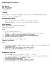 Database Administrator Cover Letter Example MQ Front Side Handler .