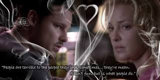 Grey's Anatomy Love Quotes Adorable 48 Best Grey's Anatomy Quotes