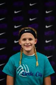12 Purple - 2019-2020 2019-2020 - Roster - #12 - Lily Jones - OH