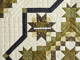 Quilt -- marvelous made with care Amish Quilts from Lancaster (hs6751) & ... Green and Tan Irish Mist Photo 5 ... Adamdwight.com