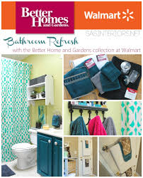 Bathroom Refresh With Better Homes And Gardens Jenna Burger - Better homes bathrooms