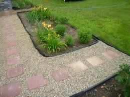 stepping stones garden 937 garden gravel path with stepping stones 2560 x 1920
