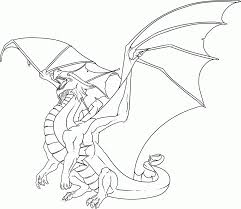 Small Picture Baby Dragon Flying Coloring Page Coloring Home