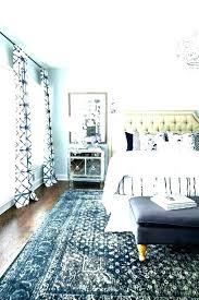 bedroom area rug ideas