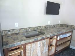 tile counter countertop ideas for kitchen countertops