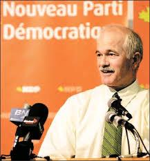 PressReader - Montreal Gazette: 2007-04-05 - Layton's gun-control message  gets receptive hearing at Dawson