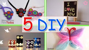 5 minute crafts to do when you re bored quick and easy diy ideas