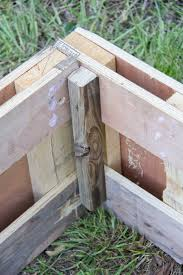 How To Pallet Raised Garden Bed Google Search Garden Make A Raised Bed Garden From Pallets