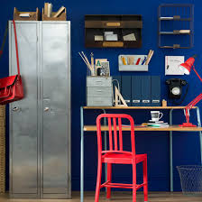 royal blue home office home office decorating ideas ideal home housetohome royal home office decorating
