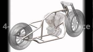 240 hardtail chopper frame plans youtube