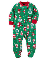 Baby Boy Christmas Pajamas | Free Shipping | Carter's