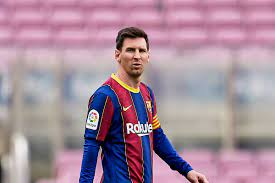 Lionel Messi on a free transfer ...