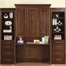 bed and desk combo furniture. 389997 natanielle full murphy bed with desk and 2 storage wall combo furniture t