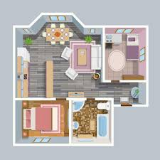 downsizing home floor plans