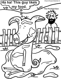 For Kids Prodigal Son Coloring Page 89 On Coloring Pages Disney