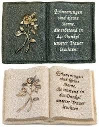 Grab Deko Buch Breite 8 Cm Creme Oder Anthrazit Gedenkshop