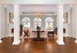 Here Is A Classic Example Of A Tray Ceiling. This Option Can Make A Room