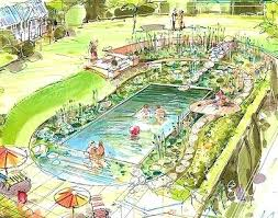 Swimming Pool Plans Free Designs And Natural Pools Design