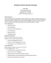 Head Teacher Resume Sample Resume For Head Teacher Danayaus 16