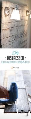 Shabby Chic Headboard Best 25 Distressed Headboard Ideas On Pinterest Distressed Wood