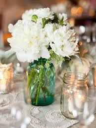 Terrific Mason Jar Decorations For Weddings 87 About Remodel Wedding Table  Centerpiece Ideas with Mason Jar