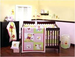 classic winnie the pooh nursery bedding sets crib set